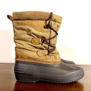 Sorel winter boots women's size 7